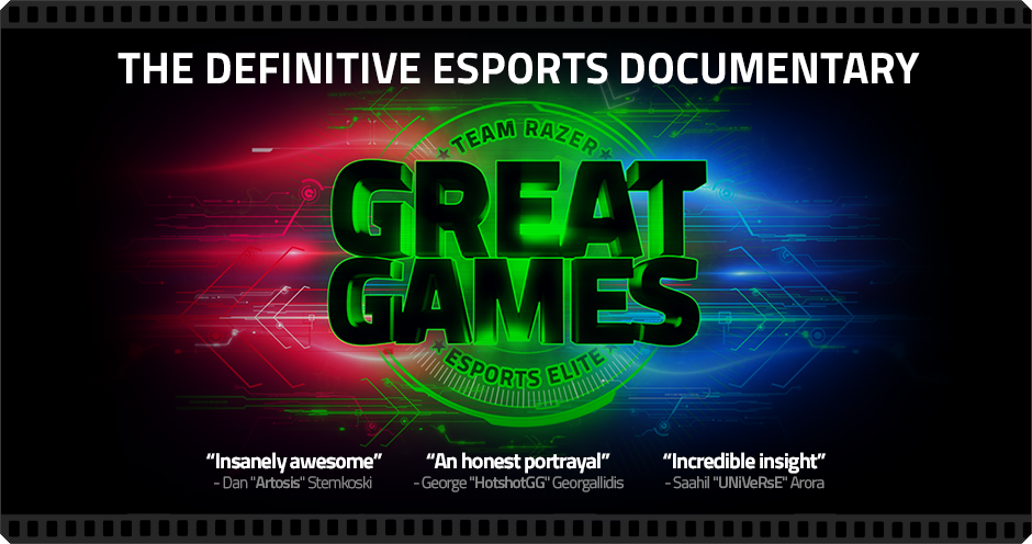 Razer Great Games