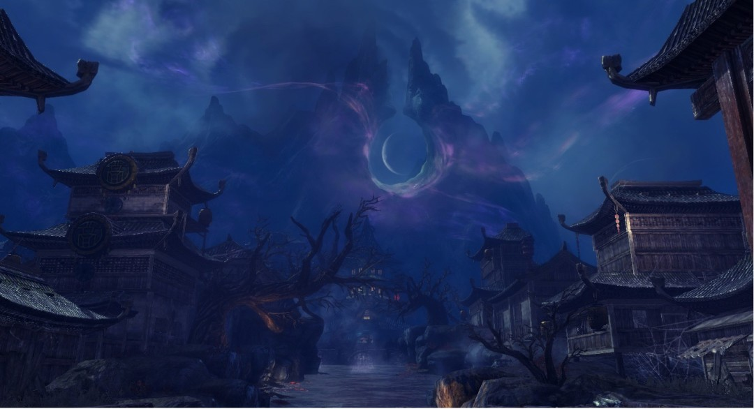 blade and soul ghost town v2