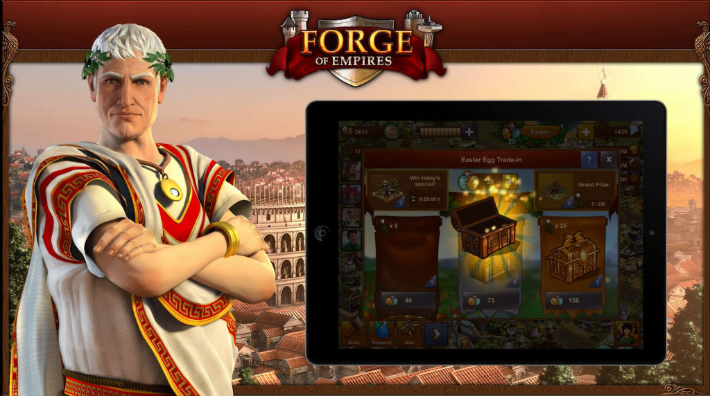 Forge of Empires Wielkanoc